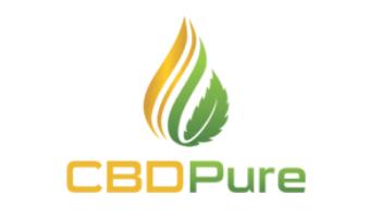 CBD Pure Coupons Logo